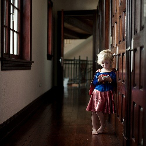 little supergirl