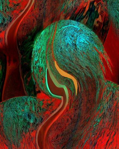 Abstract figurative art