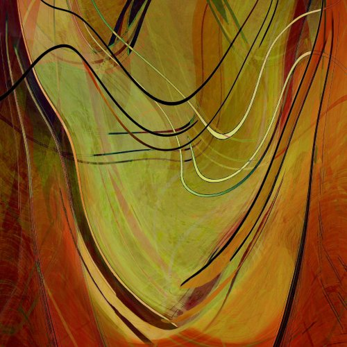 Abstract art by Lawrence Grodecki